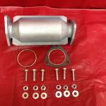 Honda Pilot Rear Main Catalytic Converter 200 ... product image
