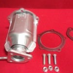 Mazda Protege 1.6L Front Manifold Catalytic C ... product image