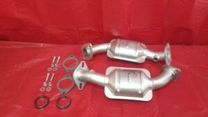 Catalytic_Converters for CADILLAC CTS 3.6L Pair Bank1 and 2 Catalytic Converter 2004 2005 2006 2007