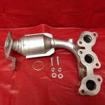 TOYOTA LEXUS RX330 3.3L FRONT MANIFOLD CATALY ... product image
