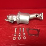 Saturn VUE 3.5L Rear bank1 Manifold Catalytic ... product image