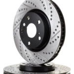 Aftermarket Cross Drilled Rotors