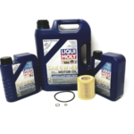 OEM Oil Change Service Kit Package