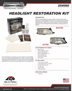 OEM_Car_Care_And_Cleaning_Products for Headlight Restoration Cleaning Kit