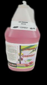 OEM_Car_Care_And_Cleaning_Products for Cherry Air Freshener Lustre Lac 4L Jug