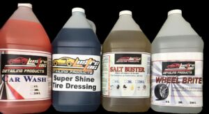 OEM_Car_Care_And_Cleaning_Products for Car Care Starter Exterior Package 4x Bottle of 4L Jugs  (Limited Time While Supplies Last )